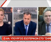 Ο Γιώργος Κατρούγκαλος στην εκπομπή «Σήμερα» του ΣΚΑΙ (7/3/2018)
