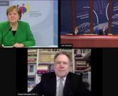 Απάντηση της Angela Merkel στον Γ. Κατρούγκαλο στην Κοινοβουλευτική Συνέλευση του Συμβουλίου της Ευρώπης, 15-4-2021